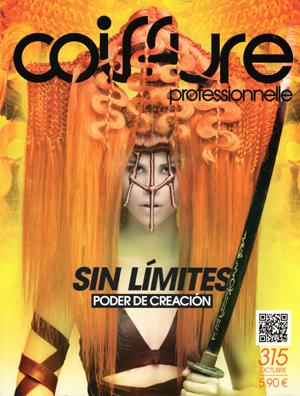 Revista de Peluquería Coiffure