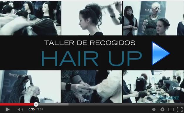 Vídeo recogidos Hair Up