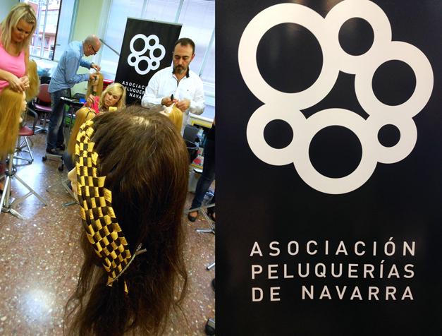 Recogidos en Peluqueros de Navarra