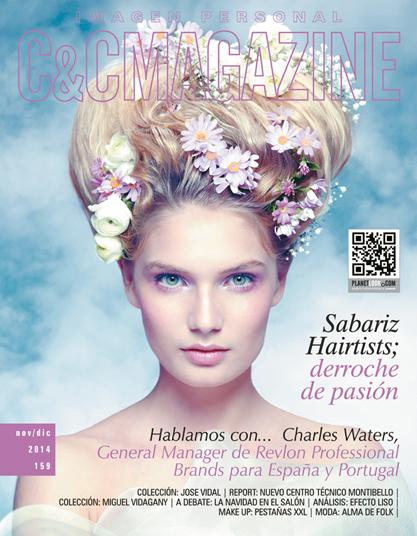 Portada C&C Magazine Noviembre 2014