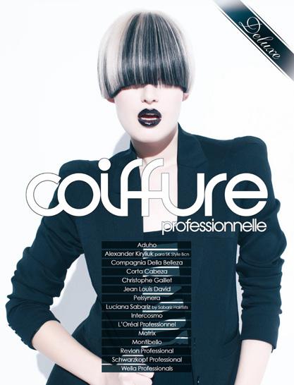 Revista Coiffure enero 2015