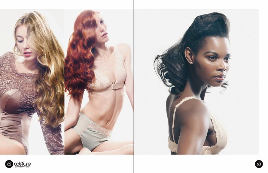 Eros Collection Revista Coiffure enero 2015
