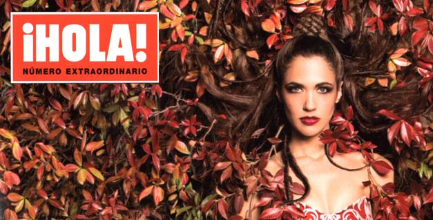 Sabariz en Revista Hola