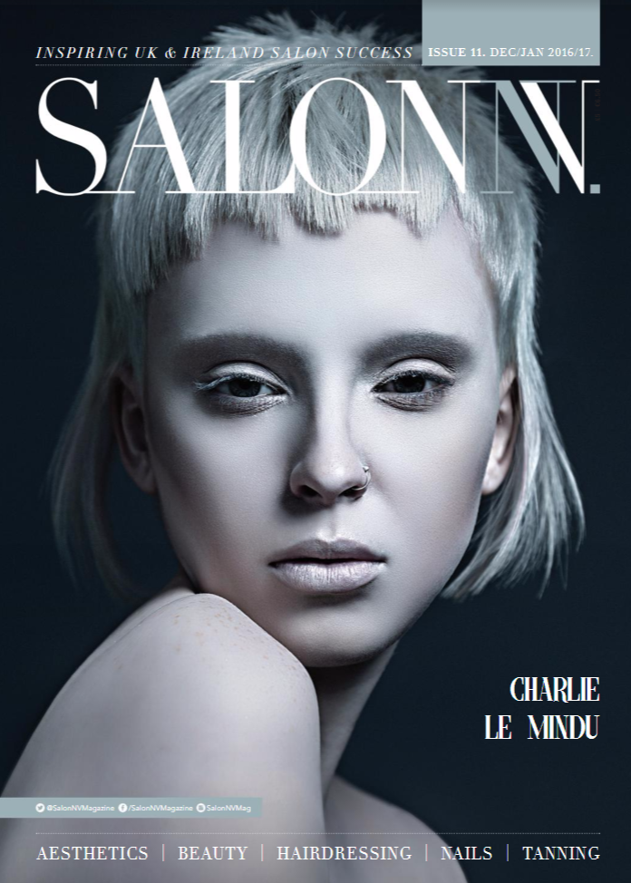 Berenice_Salon NV Cover